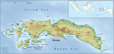 Peta Kota Peta Pulau Seram Peta Pulau Peta Kota