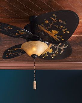 Chinoiserie ceiling fan dutch2 pinterest chinoiserie ceiling chinoiserie ceiling fan aloadofball Image collections