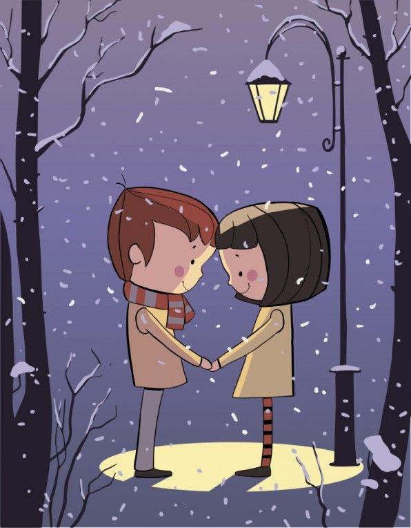 Смешные рисунки пар