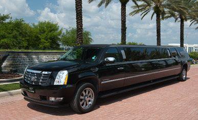 Our Fleet Sky Limousine Voiture