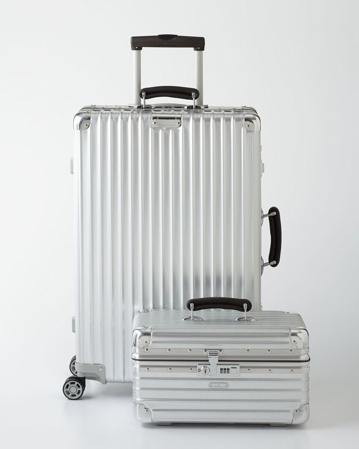 e202c4f49 The Ultimate Guide to Traveling in Style | On The Blog | Rimowa ...