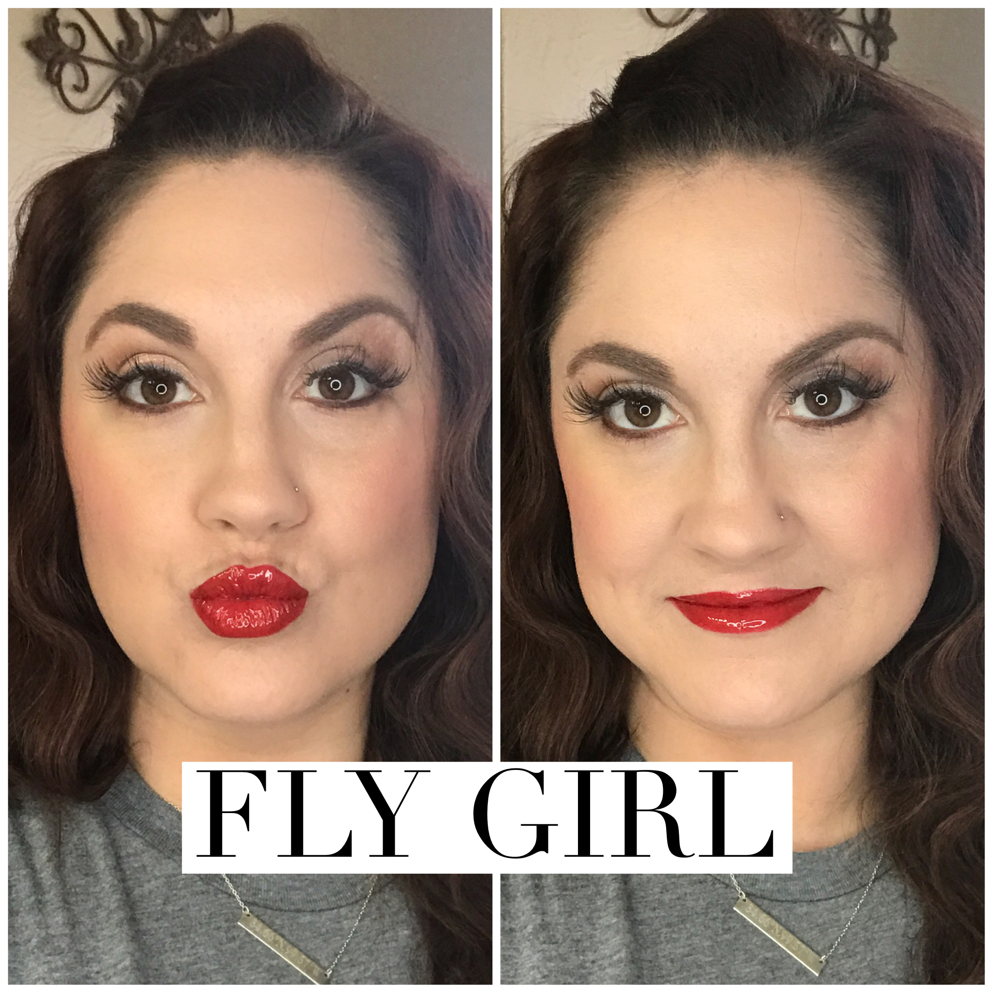 Fly Girl LipSenseKiss and Makeup Cosmetics Fly girl