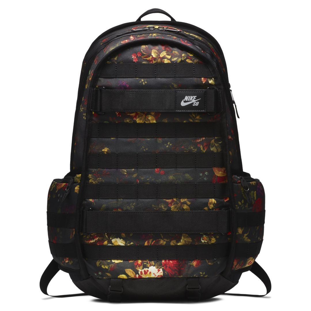 06a64d6d6 Nike SB RPM Graphic Skateboarding Backpack Size ONE SIZE (Black)
