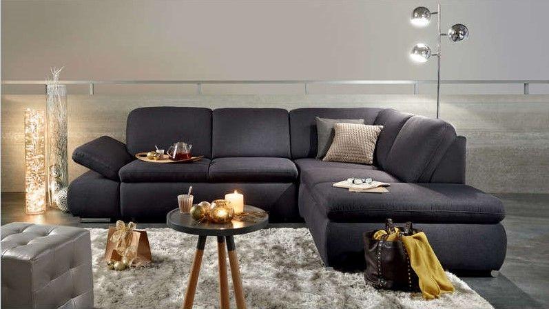 Canapé Angle Droit Convertible 5 Places Vigo Conforama Sofa