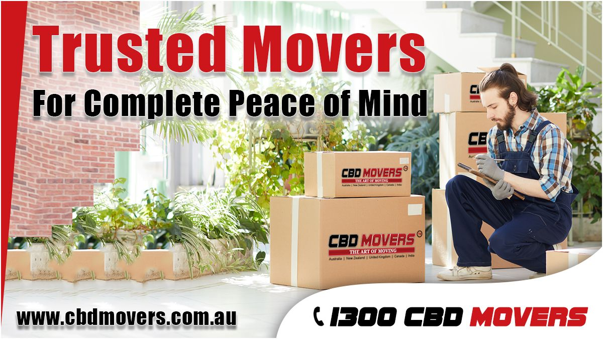 Trusted Movers for Complete Peace of Mind | Movers, Peace of mind, Local movers