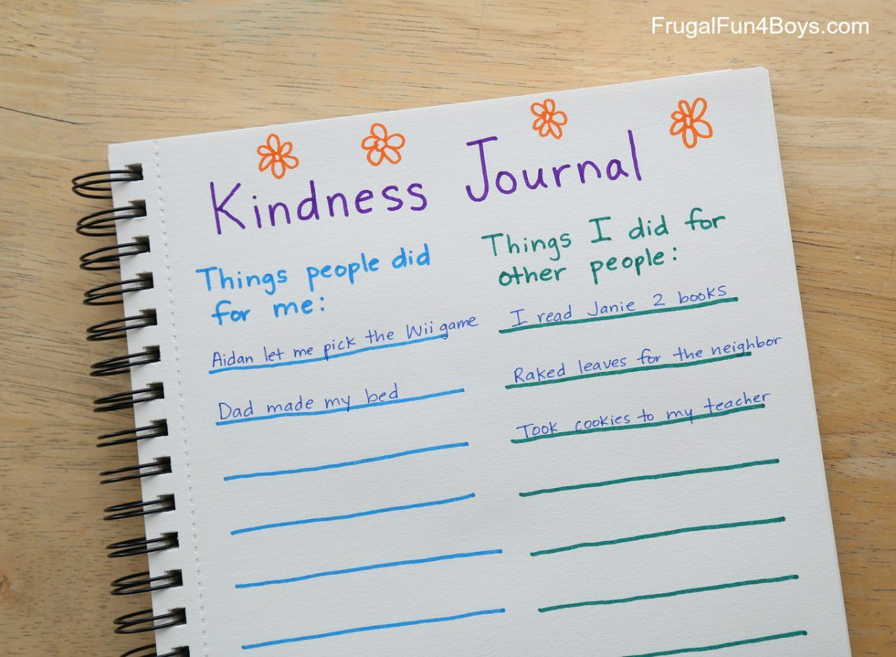 Growth Mindset Bullet Journal Ideas for Kids - Frugal Fun For Boys and Girls