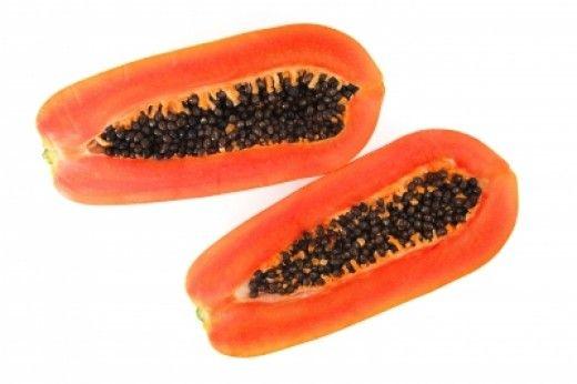 Homemade papaya facial mask share your