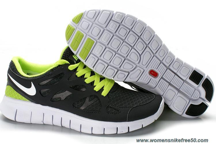 Nike Free Run 2 Blanc Vente