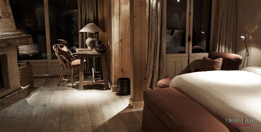 Простая изысканность – качество, отличающее отель Le Chalet Zannier 5* в Межеве во Франции - Туроператор «Свои люди»