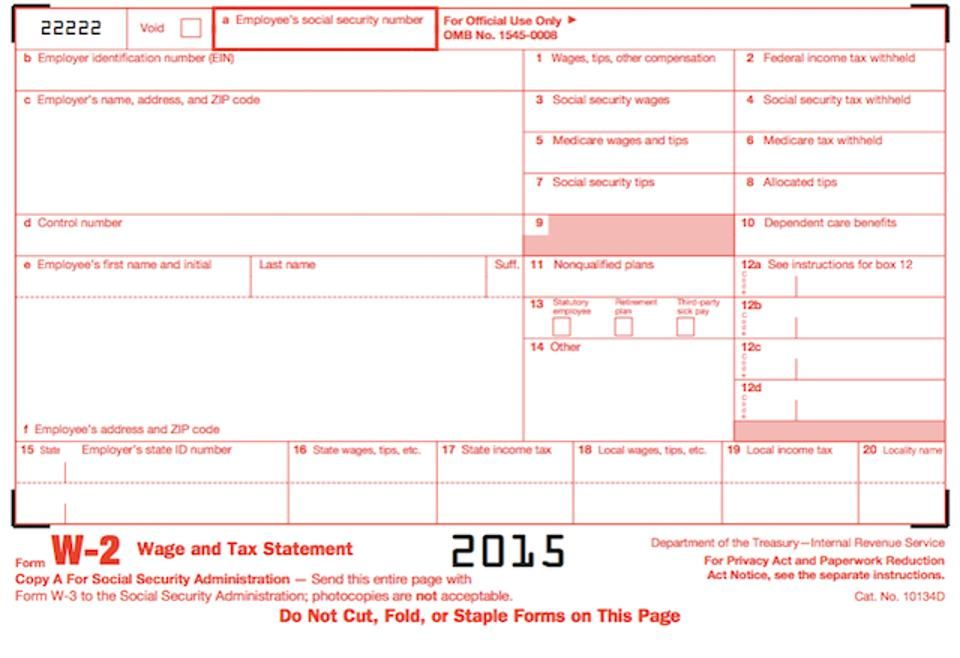 w2 form and tax return  Understanding Your Forms: W-13, Wage & Tax Statement | Income ...