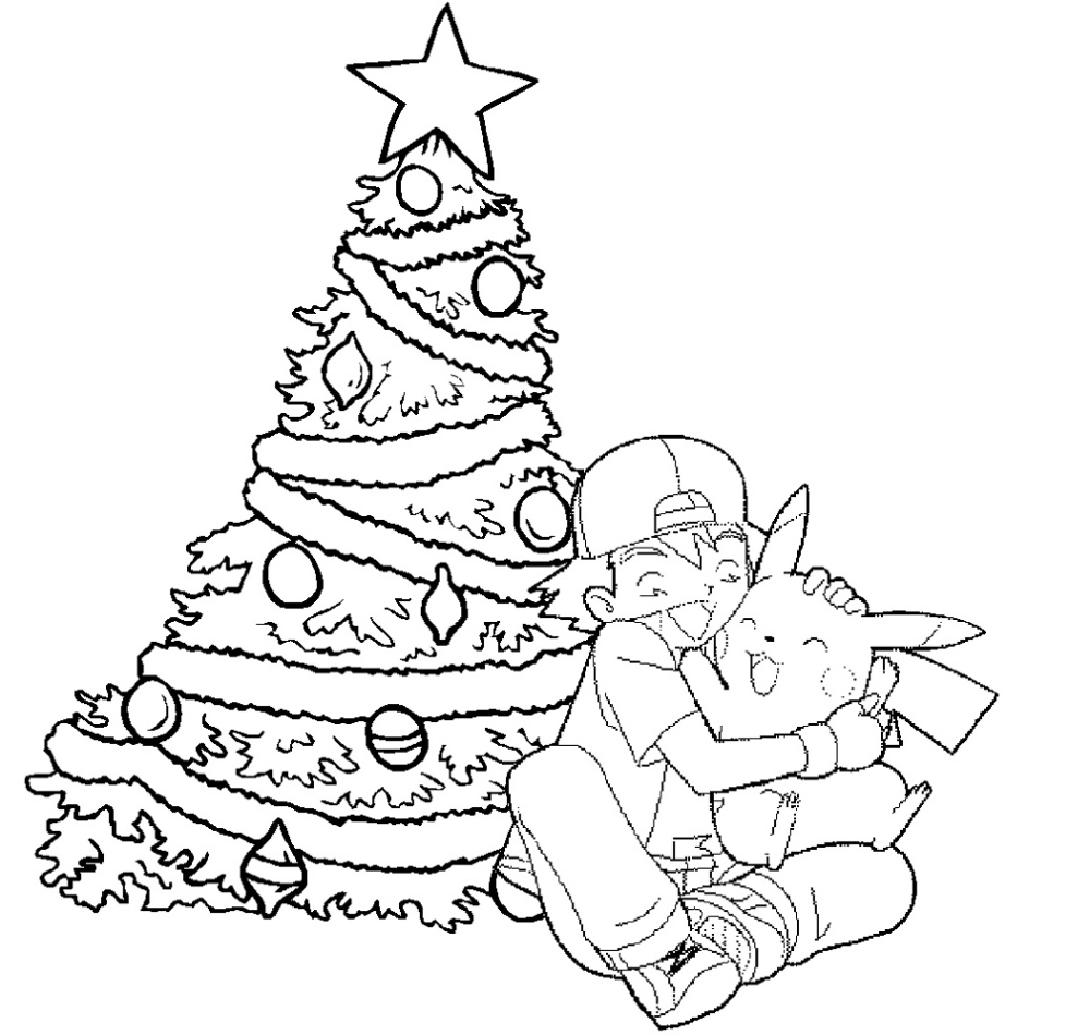 Pokemon Christmas Coloring Pages Free Coloring Pages Christmas Colors Christmas Coloring Pages