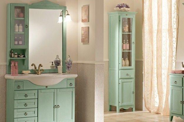 Idee per arredare un bagno in stile classico | Arredamento ...