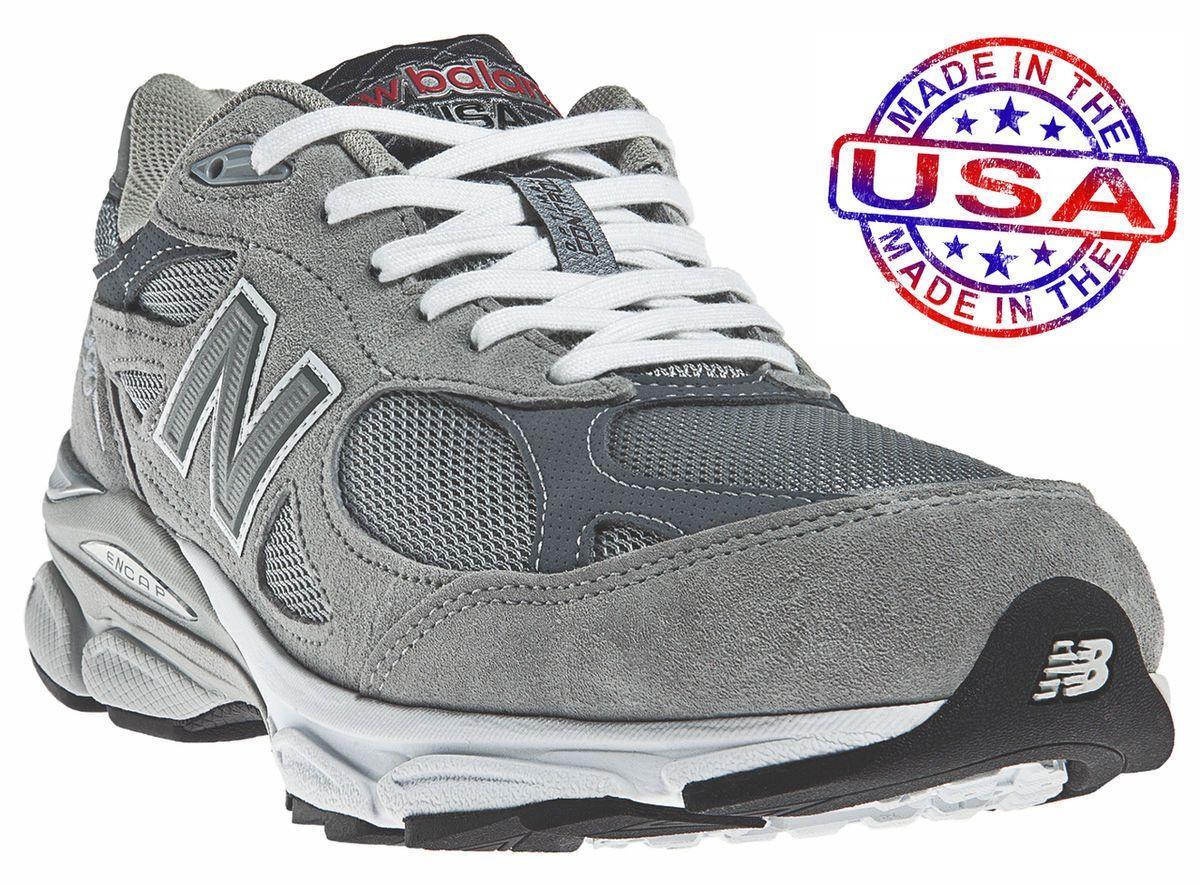 Men 158952: New Balance M990gl3 Men S Running Shoes, Grey -> BUY IT NOW ONLY: $79.95 on eBay!