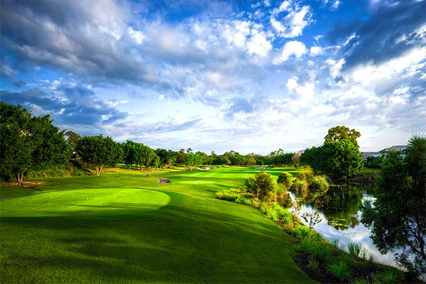 How To Score Better Through Proper Golf Course Management Golf Courses Top Golf Courses Public Golf Courses