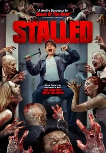 Movie Review Stalled Horror movie posters, New poster