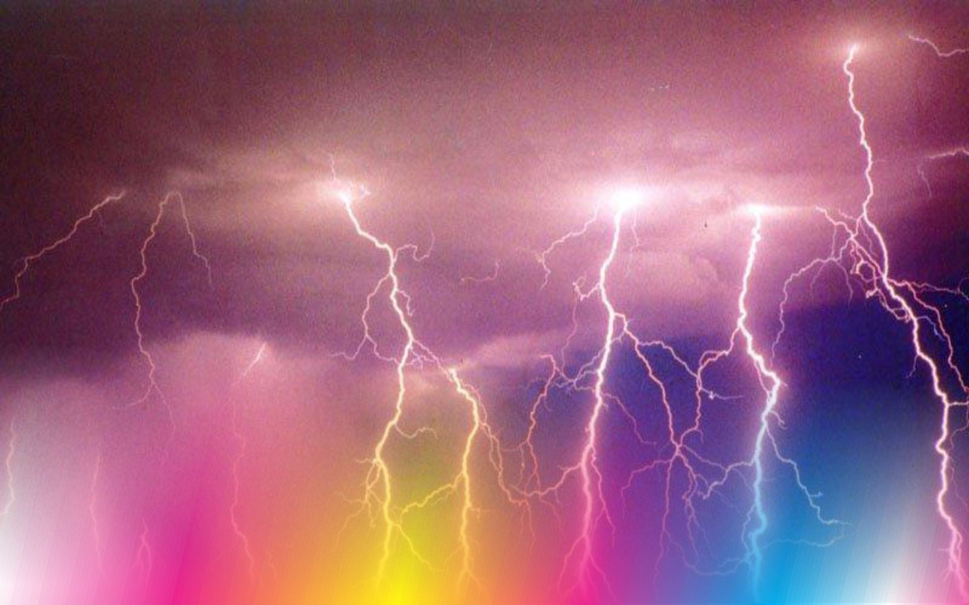 Wallpapers For > Pink Lightning Wallpaper Sky Watch, Storm Clouds, Lightning Strikes,