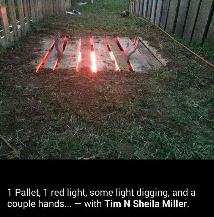 Scary Halloween Yard Decorating Ideas Part - 15: Diy Pallet Halloween Yard Decoration Creative And Amazing Gardening Ideas  That Go Beyond The Ordinary, Check Out These Gardening Ideas For Some  Inspiration ...