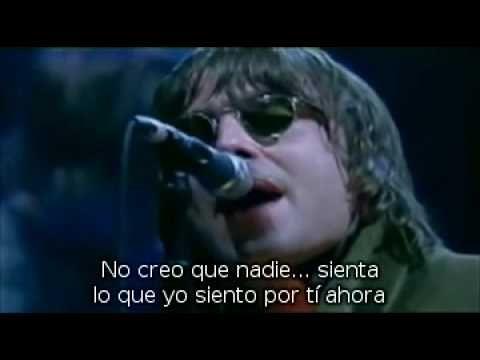 Oasis - Wonderwall (Subtitulado)