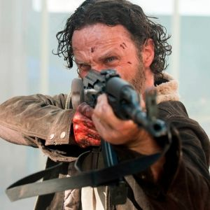 The Walking Dead Debuts Opening Moments of Next Weeks Episode - With the Nov. 2 episode ?SSlabtown,? the hit AMC drama promises to answer a lingering question from last season. Warning: Spoilers!