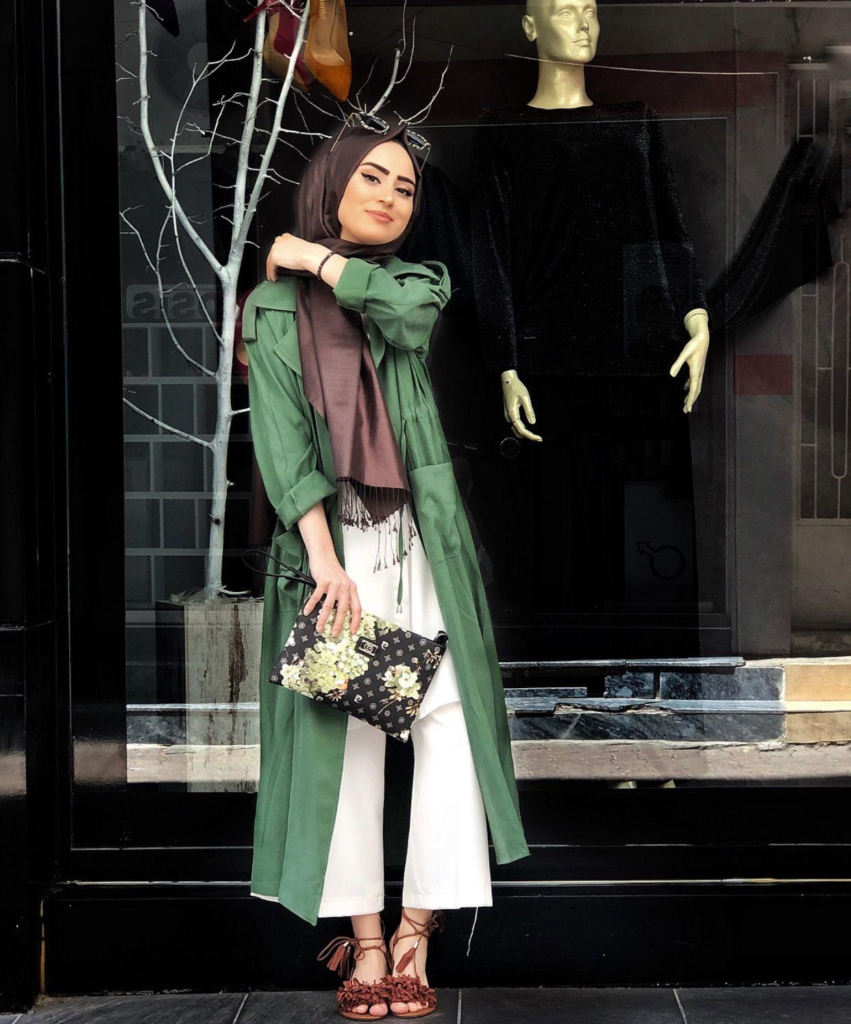 Roje Pinterest Rojefabdollah Muslimah Fashion Hijab Style Tutorial Girl Hijab