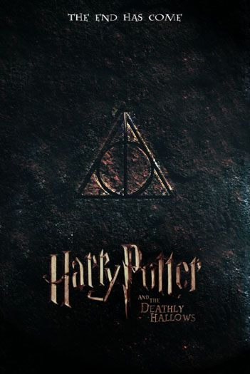Deathly Hallows Part One Posters