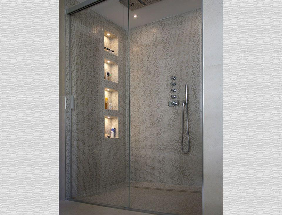 Nicchia doccia house s mi dna associates ideal - Doccia in nicchia ...