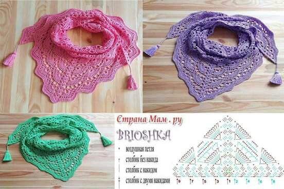 Mooie shawl