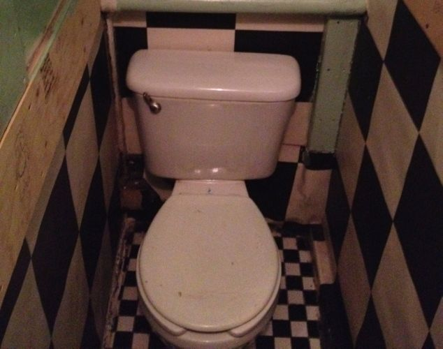 Compare & Contrast : The Potty   USA- Due to it\'s foul stench, the ...