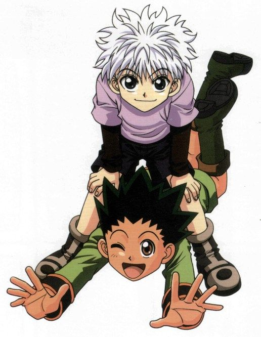 Download Hunter X Hunter 1999 Official Art Pics