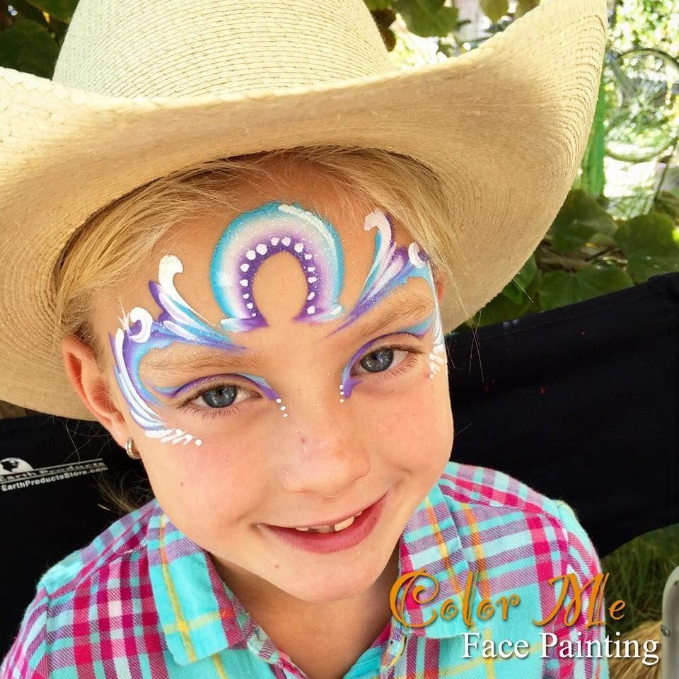 Horse Princess  Cute  Chas st bday  Pinterest  Princess Face