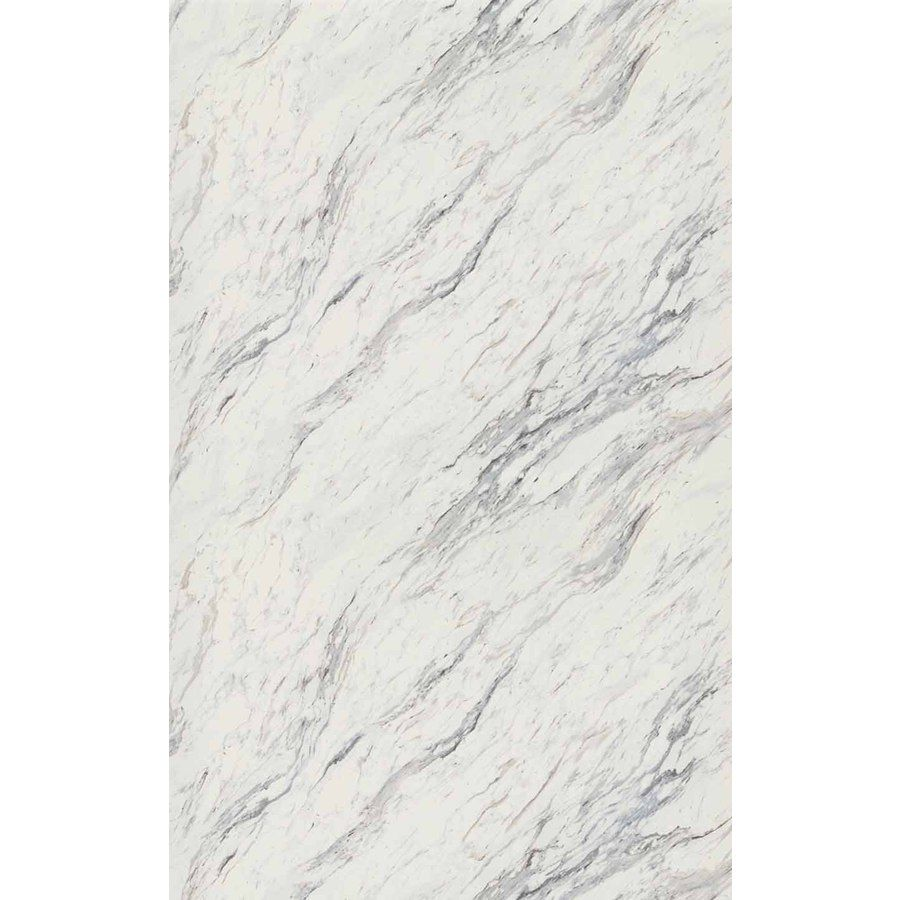 shop wilsonart 48in x 8ft calcutta marble laminate countertop sheet at lowes