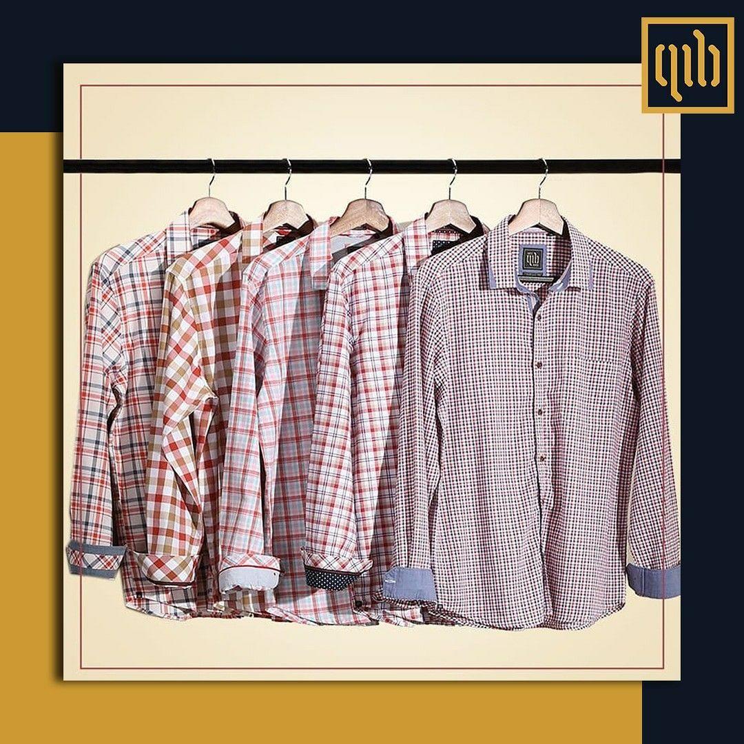 Checkered shirts from Monte Bianco to cast a style statement. . . . . #montebianco #smarteveryday #menslifestyle #classic #bestoftheday #potd #mensfashion #instafashion #instadaily #instagood #instamood #mondaymood #monday