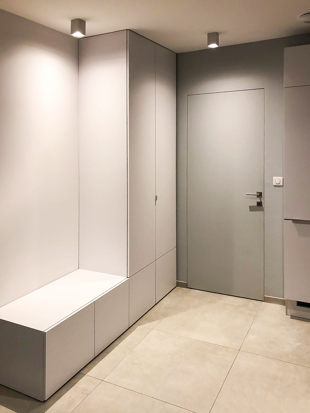 Amenagement Entree Eingangsbereich Einrichten Haus Innenarchitektur Wohnung Planen