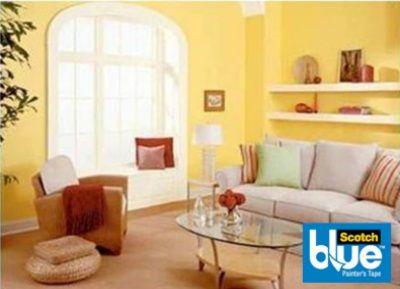 Los colores son muy importante para el feng shui del hogar for Colores para living comedor feng shui