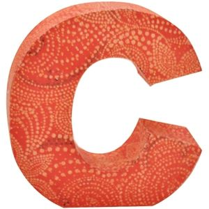 Silhouette Design Store  Search Designs  D Block Letter C