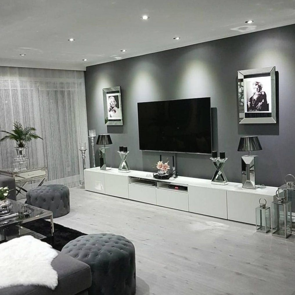 6 Erstaunliche skandinavische Wohnzimmer Designs Collection