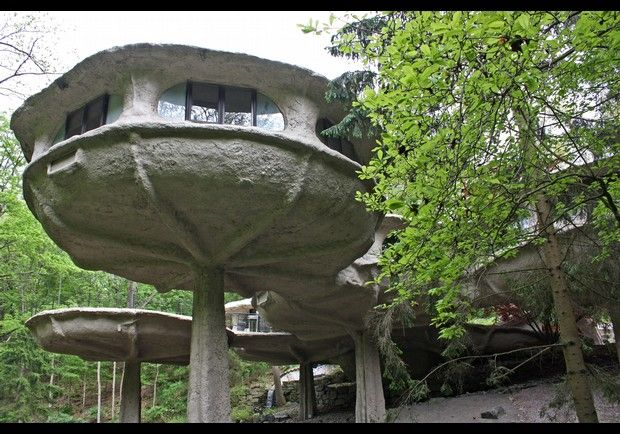 In Pictures: 12 Strange And Unusual Homes For Sale