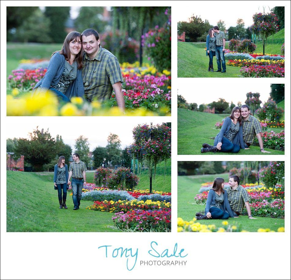 Pre wedding photo shoot Castle Park Colchester #castleparkcolchester #colchester #portraitphotography #engagementphotography | Tony Sale Photography