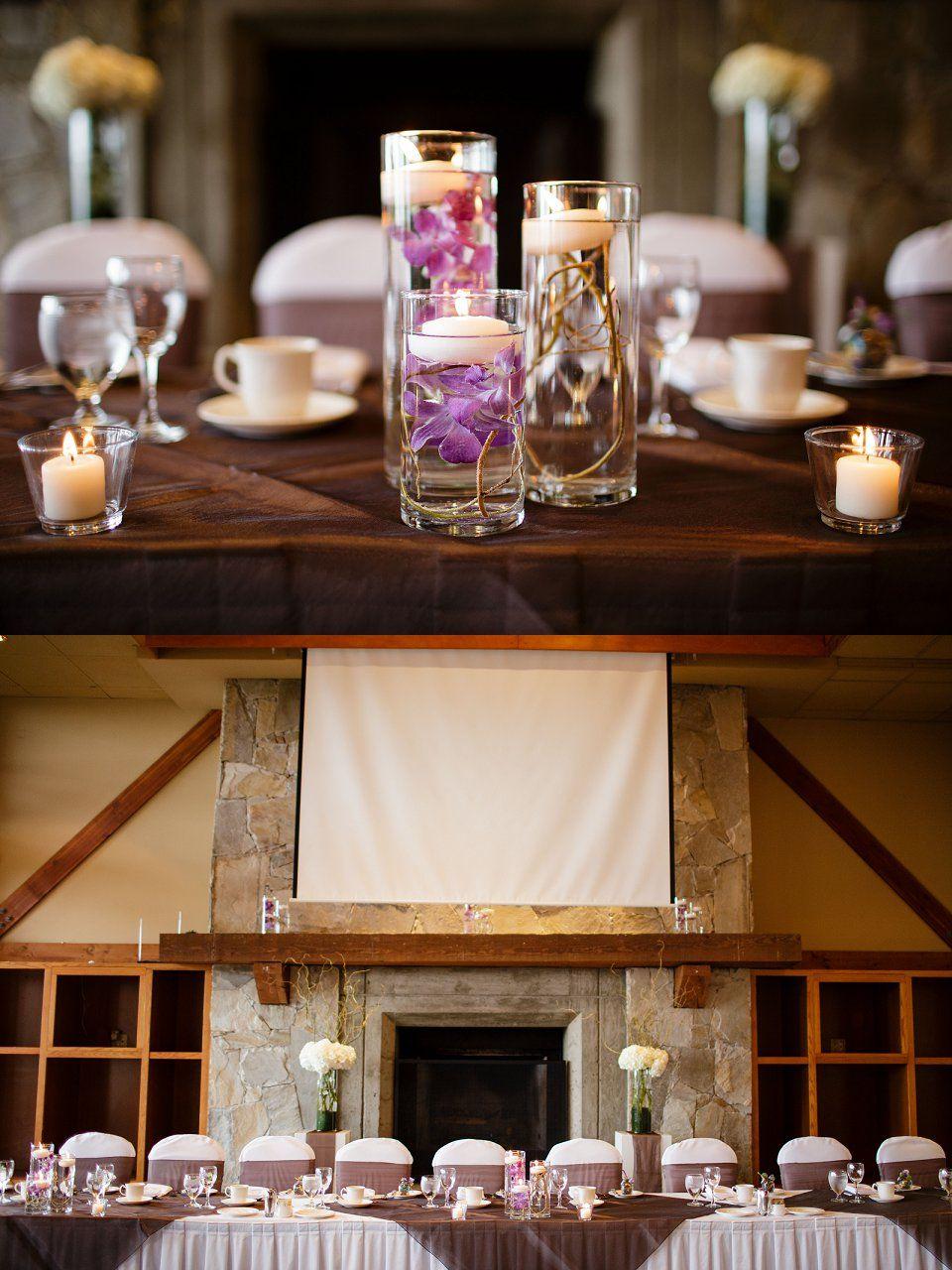 Reception Wedding Decor Westwood Plateau Wedding Joanna And Tom
