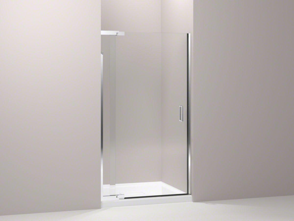 Kohler Purist Frameless Shower Door Bath Shower Doors