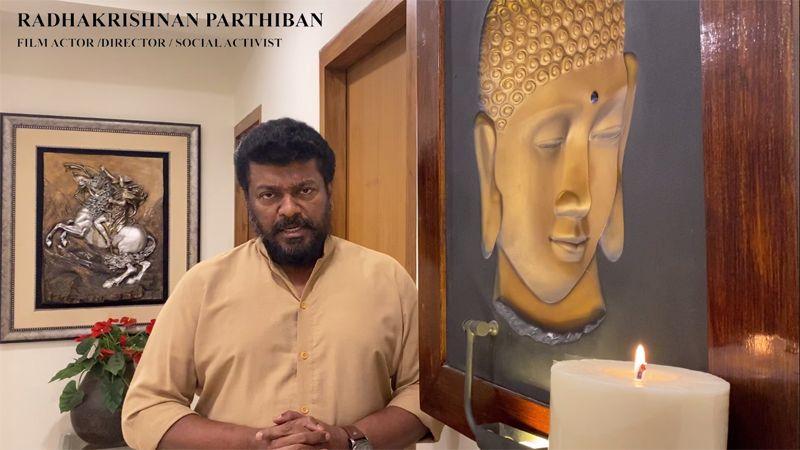 Director,Actor R.Parthiban Talk About Corona Awarness Video