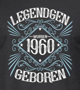 60 Jahre 1960 Geboren In 2020 Geburtstag 60 Geburtstag Spruch Geschenk Zum 60