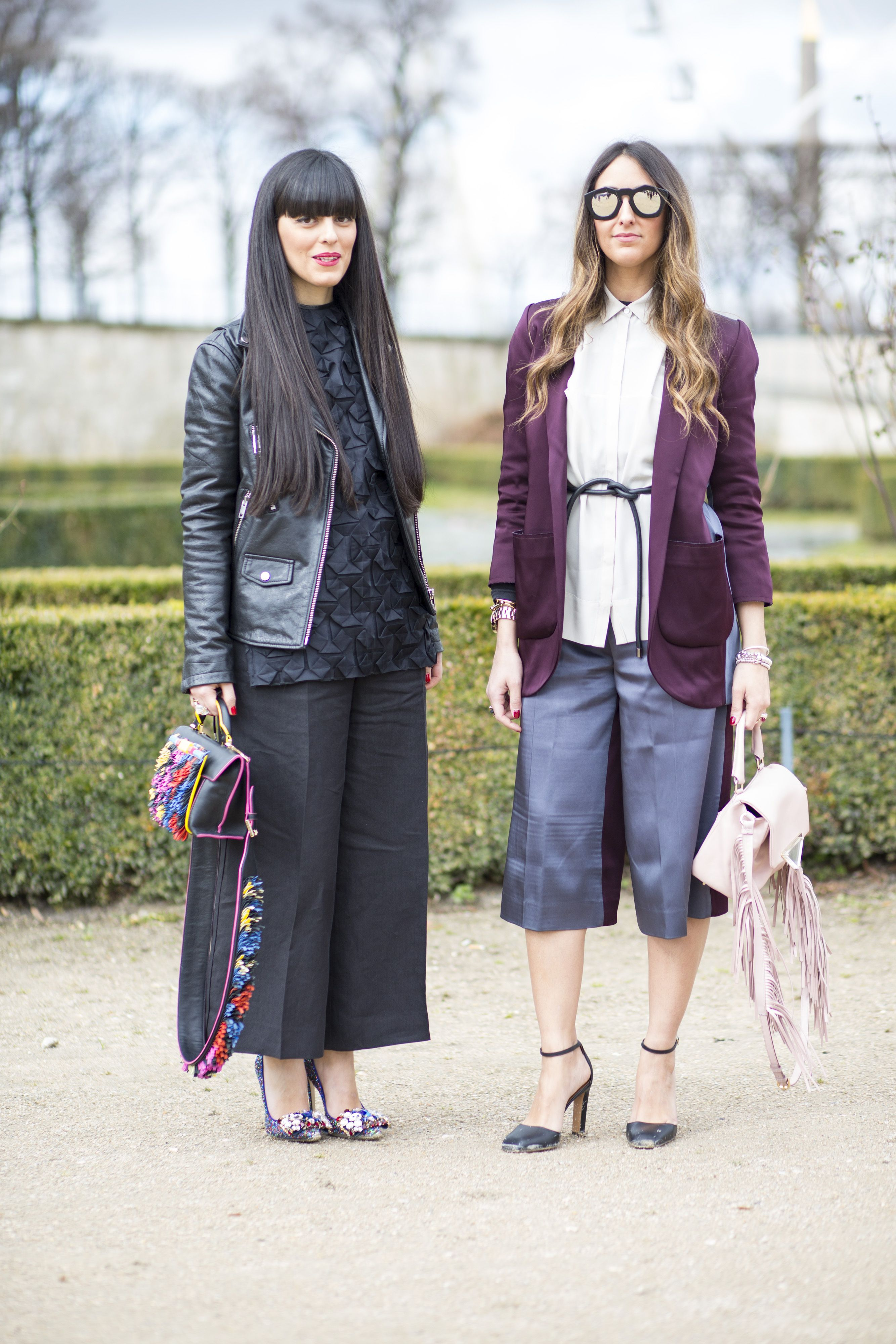 These are @matchesfashion's favourite AW16 PFW streetstyle looks.