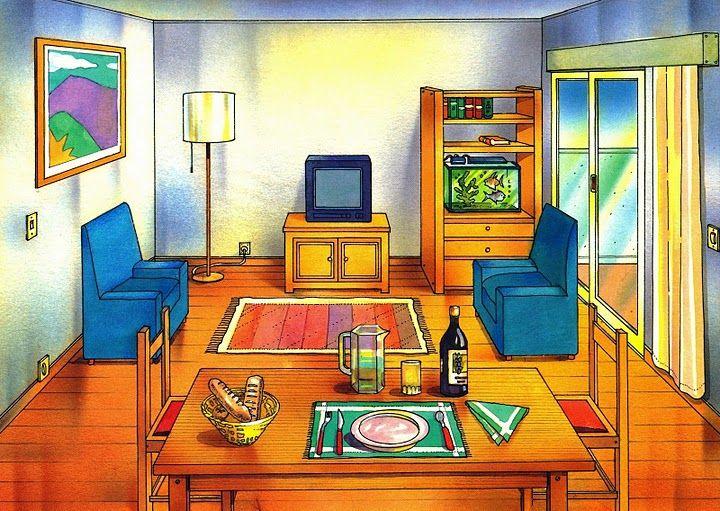 El comedor la casa pinterest el comedor comedores y for Comedor en ingles
