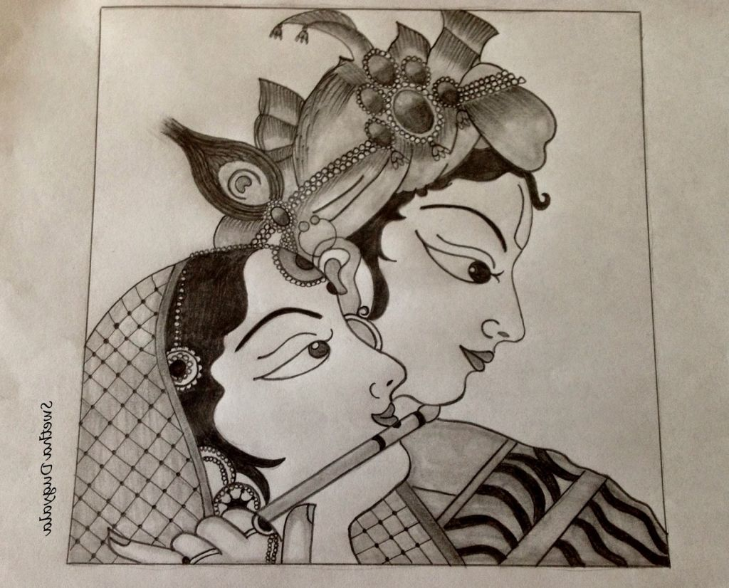 Pencil sketches of radha krishna radha krishna pencil drawings drawing artisan