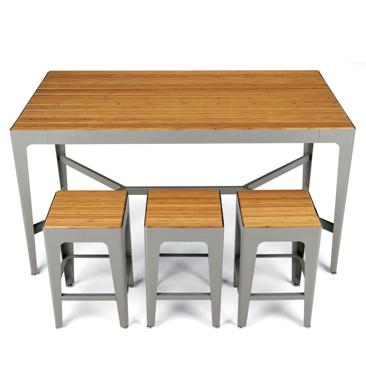Mixx Bar Height Table U0026 Stools By Anova Furnishings