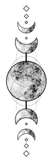 $1.09 - Waterproof Temporary Fake Tattoo Stickers Vintage Grey Moon Geometric Elegant #ebay #Fashion Tattoos $1.09 - Waterproof Temporary Fake Tattoo ...  #Fake #Geometric #Grey #Moon #Stickers #Tattoo #Temporary #Vintage #Waterproof