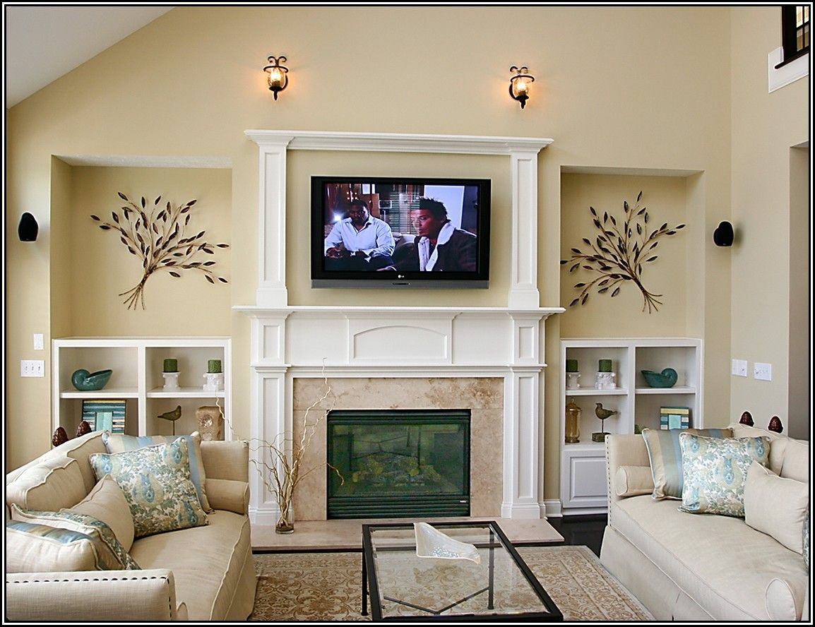 Long Living Room Layout Living Room Layout Ideas With Fireplace