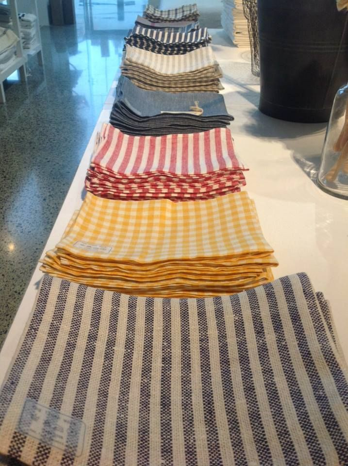 Father Rabbit Tea Towels
