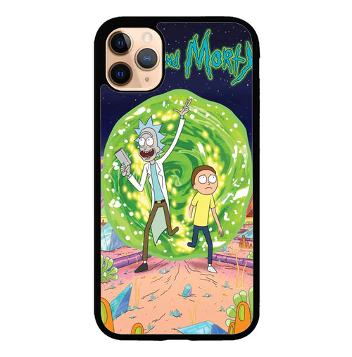 Rick and Morty Poster X6227 iPhone 11 Pro Max Case in 2020 ...